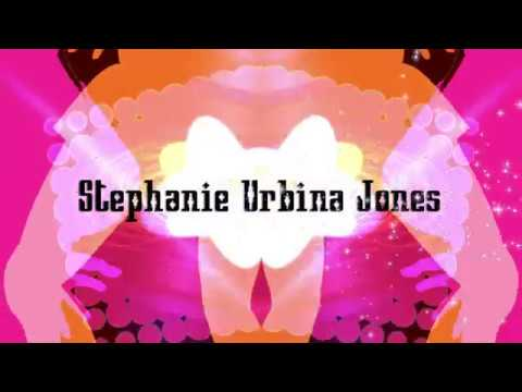 "STEPHANIE URBINA JONES  ""Born To Love"" lyric video"
