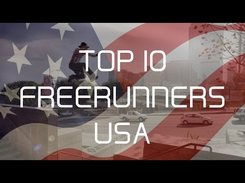 TOP 10 FREERUNNERS USA