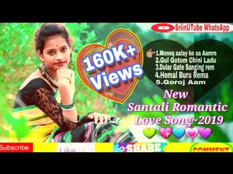 New Santali Romantic Love Songs Collection 2019 L Nekurseni