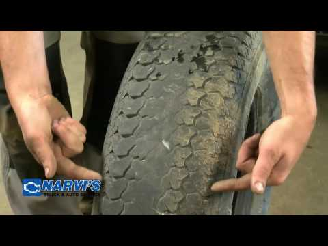 Auto Tips: Check your tires for wear