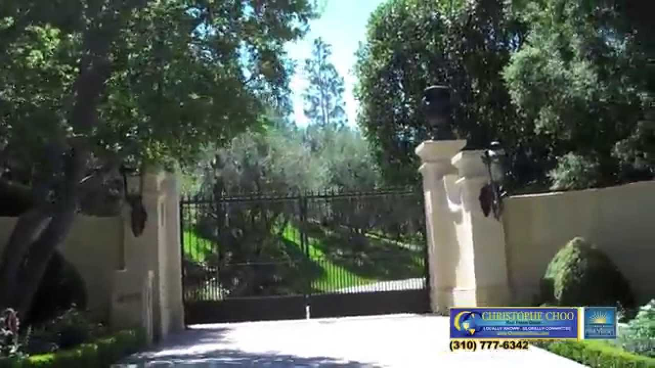 Holmby Hills Most Expensive Home In The World Beverly Hills Real - Luxury-property-in-brentwood-park-beverly-hills