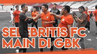 MAU JADI ATLIT PROFESIONAL BARENG @Selebritis FC ??? | #EZAYAYANGVLOG