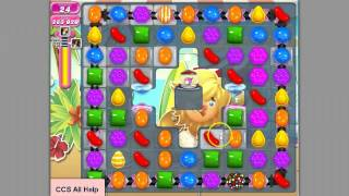 Candy Crush Saga level 905 No Boosters