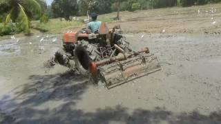 Tractor kubota 4WD L4508 in sri lanka