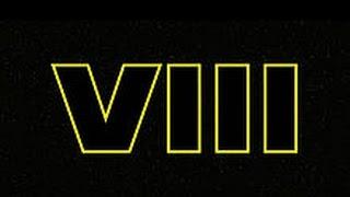 STAR WARS MOVIE TRAILER EPISODE VIII (2017)