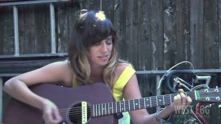 Backyard Brunch Sessions Ep 1: Nicole Atkins with special guests The Spinning Leaves