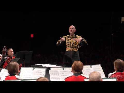 BOYER  Fanfare, Hymn and Finale (world premiere) -