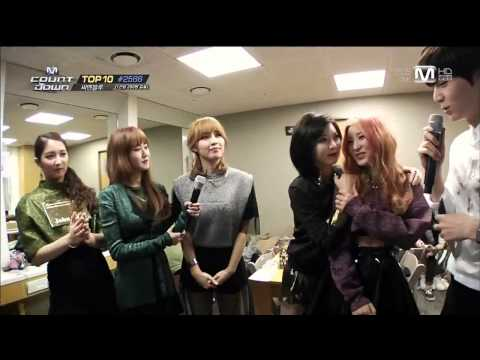 [HD] 140320 4minute (포미닛) interview @MCountdown