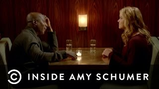 Amy Goes Deep with Mr Manhattan | Inside Amy Schumer