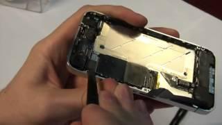 замена камерны в iphone 4(, 2015-05-22T07:34:08.000Z)