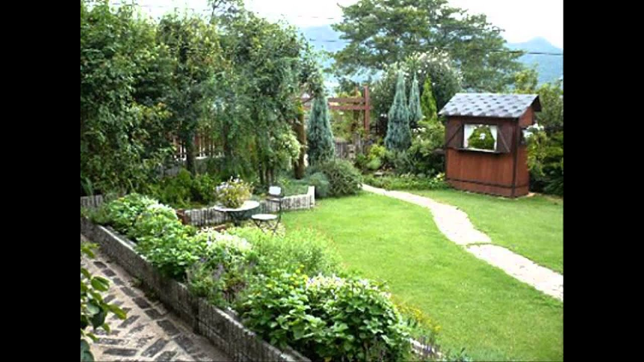 การจัดสวนหย่อมหน้าบ้าน รูป สวน หย่อม สวย ๆ Youtube