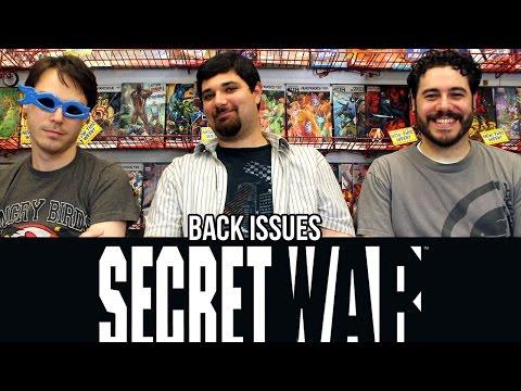 SECRET WAR | Back Issues