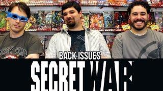 SECRET WAR from Marvel Comics