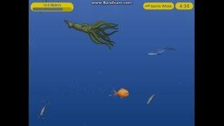 ¡¡Krakens, Tiburones Blancos y Ballenas Gigantes!! Tasty Blue Capitulo 4