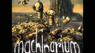11 The Glasshouse With Butterfly - Machinarium OST