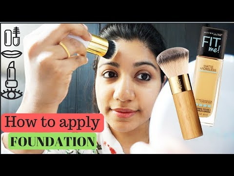 how-to-apply-foundation-step-by-step-for-beginners-|malayalam-makeup-tips-for-beginners|stylish4you