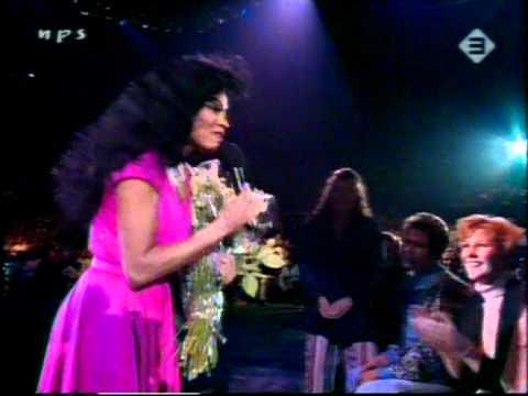 Diana Ross   1994   30th anniversary tour @Rotterdam   02   I'm still waiting