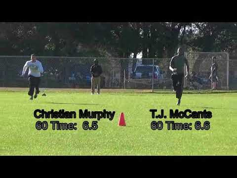 Christian Murphy and T.J. McCants - Pensacola Catholic High School Baseball