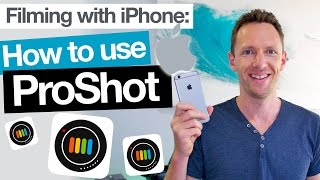 Video ProShot App Tutorial - Filming with iPhone Camera Apps! download MP3, 3GP, MP4, WEBM, AVI, FLV Oktober 2018