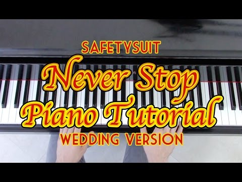 Download Never Stop Wedding Version Chords Free Online Mp3