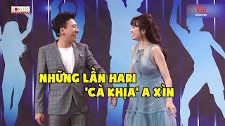 """Hết Trường Giang, lần này Trấn Thành bị chính ngay cô vợ Hari Won """"CÀ KHỊA"""" khắp các gameshow"""