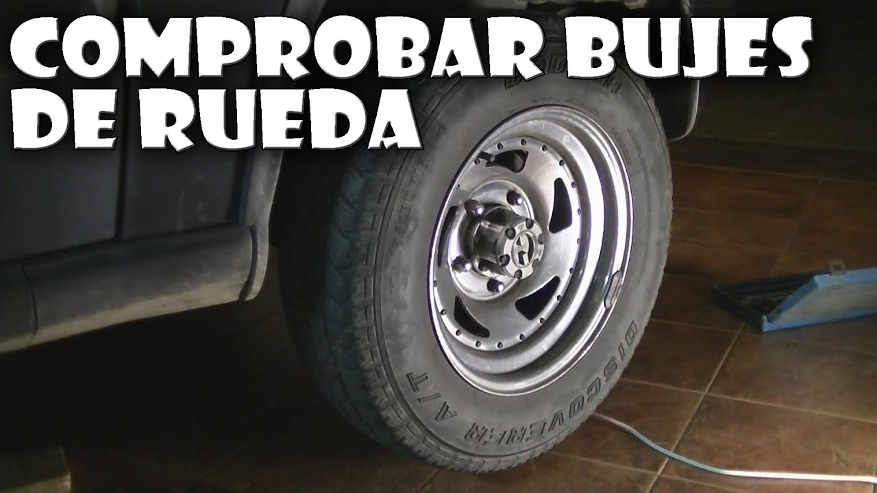 C 243 Mo Comprobar Los Bujes De Rueda F 225 Cil Y R 225 Pido Youtube