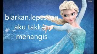 Lagu 'let it go' frozen versi bahasa indonesia