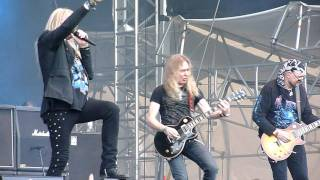 Saxon - Demon Sweeney Todd (live)