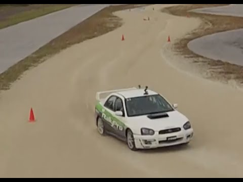 Multi-Surface RallyCross Mega-Lap At The FIRM