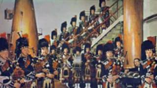 Bagpipe Waltz by The Red Hackle Pipes & Drums of Scotland