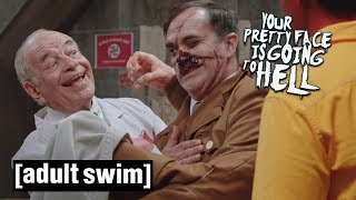 Cloning Hitler | Your Pretty Face is Going to Hell | MIDNIGHT TONIGHT | Adult Swim