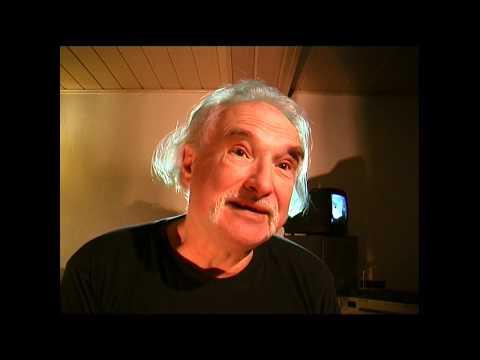"Holger Czukay explaining the video ""Bankel Rap"""