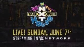 NXT TakeOver: In Your House Live Stream