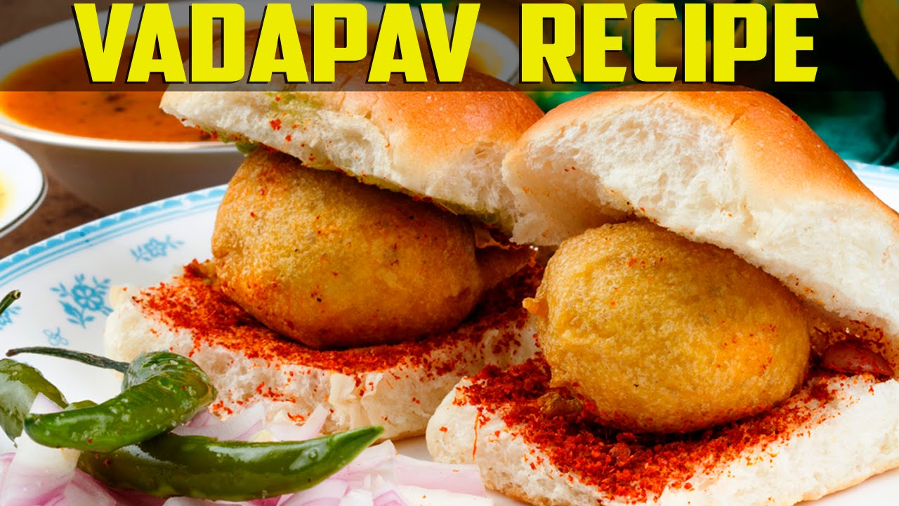 how to make vada pav in mumbai style recipe in hindi