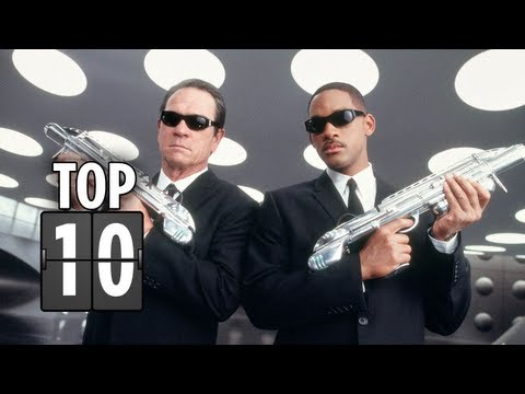Top Ten Police Partners - Movie HD
