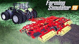 Talerzowanie poplonu - Farming Simulator 19 | #55