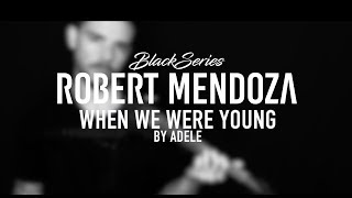 When We Were Young Adele Violin Cover by Robert Mendoza.mp3