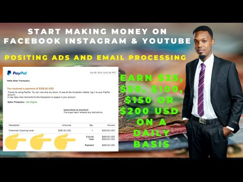 How to make money on social media platforms 2019