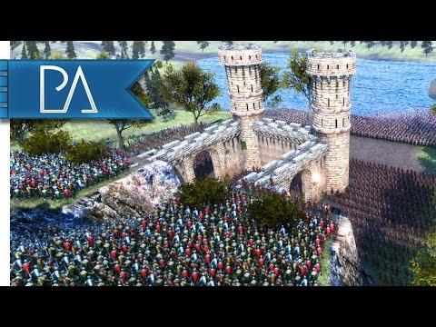 15,000 Orcs Attack a Castle! - Ultimate Epic Battle Simulator