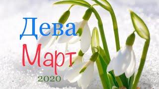 Девы ♍️ Таро-прогноз на Март 2020 года 🌷