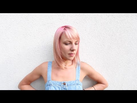 Long Bob Haircut Tutorial on Fine Hair