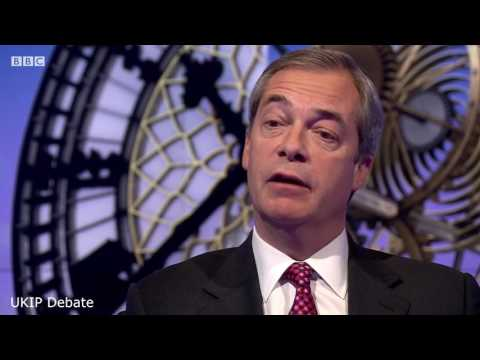 Nigel Farage - BBC Sunday Politics - FULL Interview - 29/01/2017