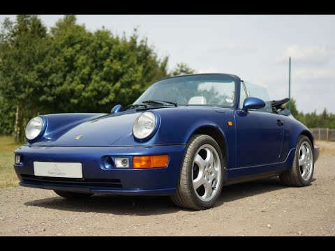 Exterior Review - 1992 Porsche 911 (964) C2