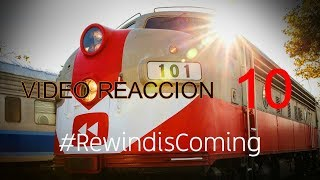 #REWINDISCOMING | GET READY FOR YOUTUBE REWIND 2017 | VIDEO REACCION N° 10