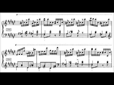 Liszt-Horowitz - Hungarian Rhapsody No. 2 (audio + sheet music)
