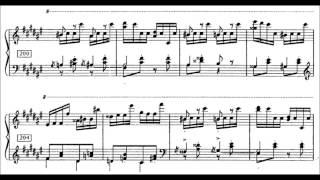 Liszt-Horowitz - Hungarian Rhapsody No. 2