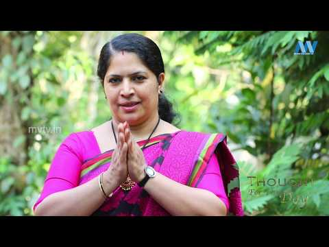 THOUGHT FOR THE DAY | EP-276 | MVTV