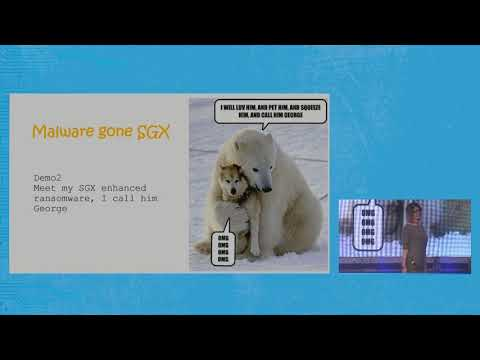 BlueHat IL 2018 - Marion Marschalek - The Wolf in SGX Clothing