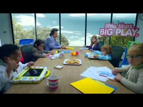 TV Commercial  Little Tikes - Giddyup N' Go Pony - Meet The Little Tikes Executive Team!