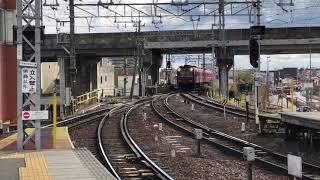 名鉄岐阜 6517F到着!